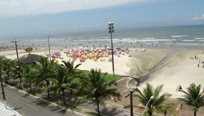 Praia Vila Caicara
